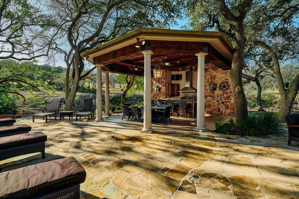 Luxury properties meticulous residence on 103-acre ranch