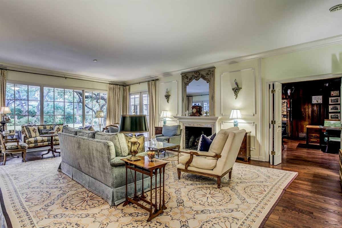 exceptional historic estate in terrell hills luxury homes