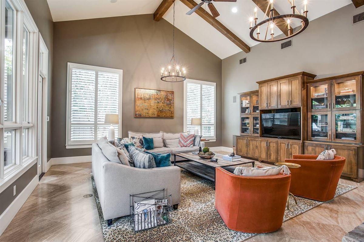 distinctive San Antonio contemporary home luxury real estate