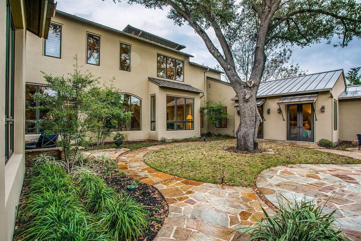 Mansions distinctive San Antonio contemporary home
