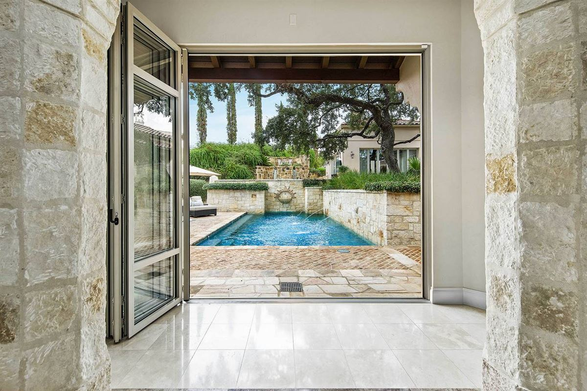 Luxury real estate Mediterranean-style mansion offering unprecedented beauty and amenities