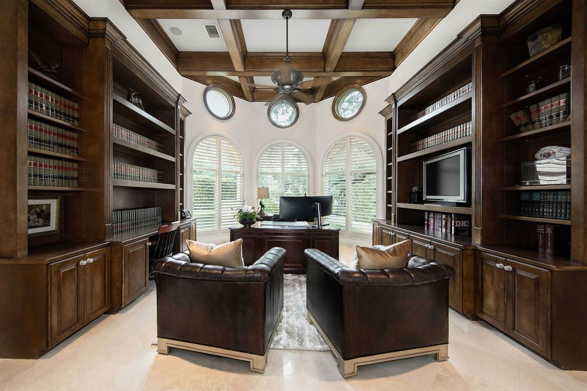 Mediterranean-style mansion offering unprecedented beauty and amenities luxury real estate