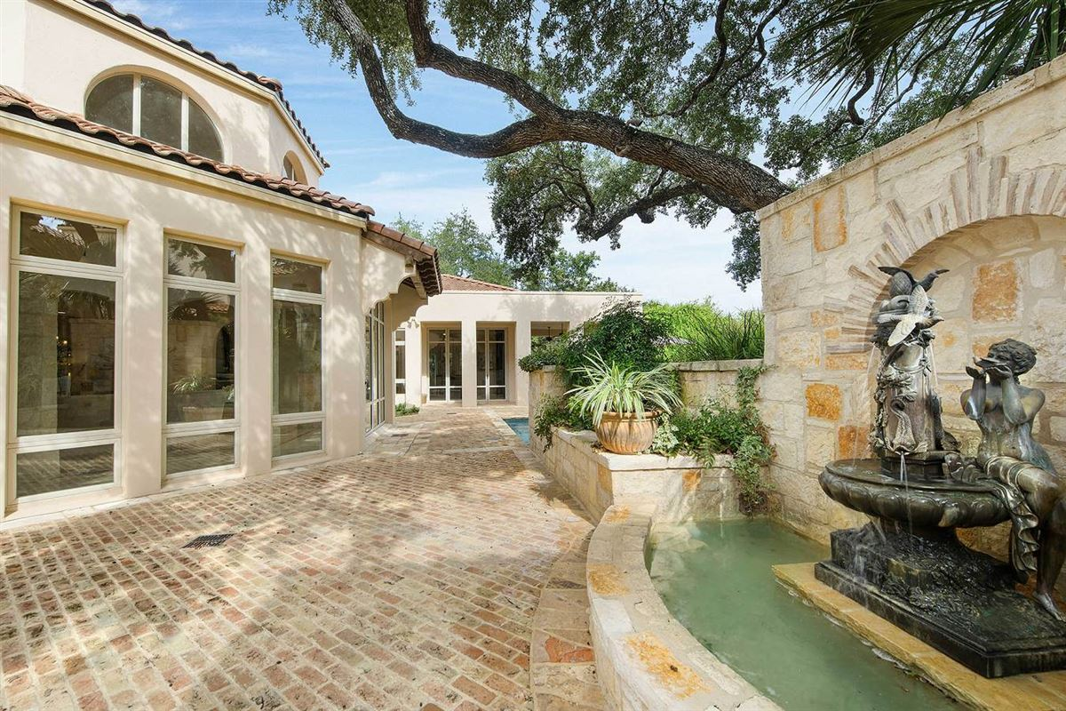 Mediterranean-style mansion offering unprecedented beauty and amenities luxury homes