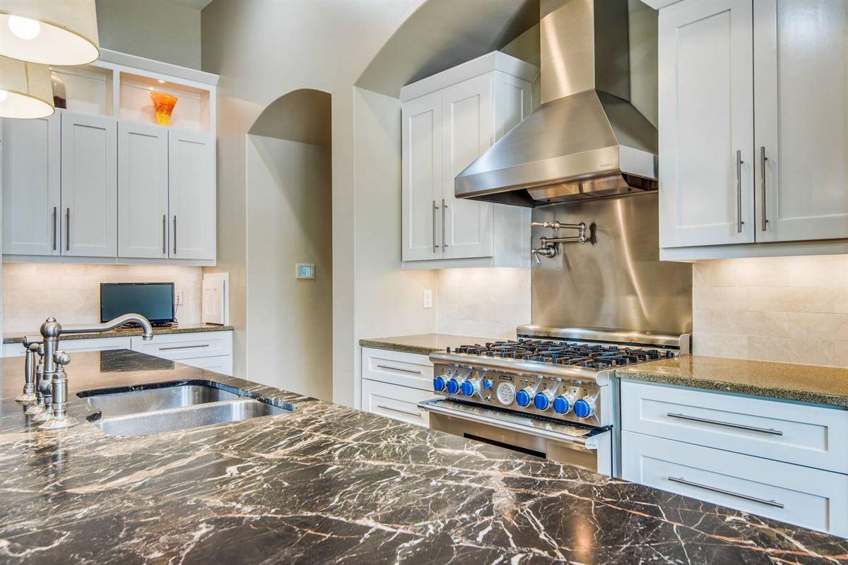 Luxury properties  modern contemporary home