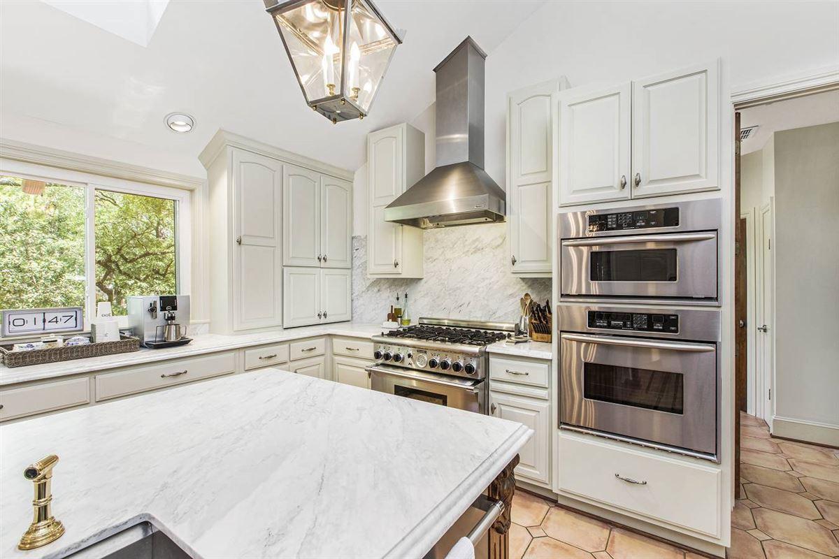 Beautifully renovated classic single-story home luxury properties