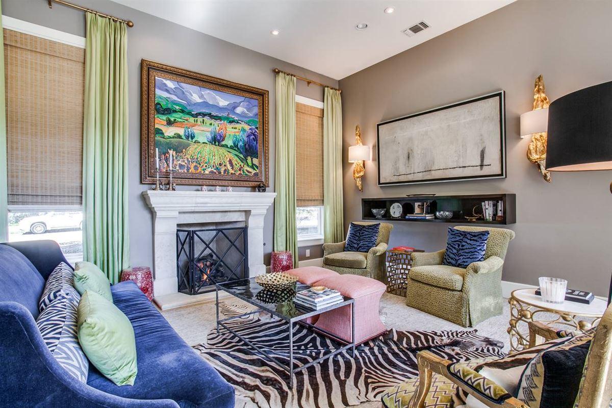 Luxury real estate stylish and spectacular estate