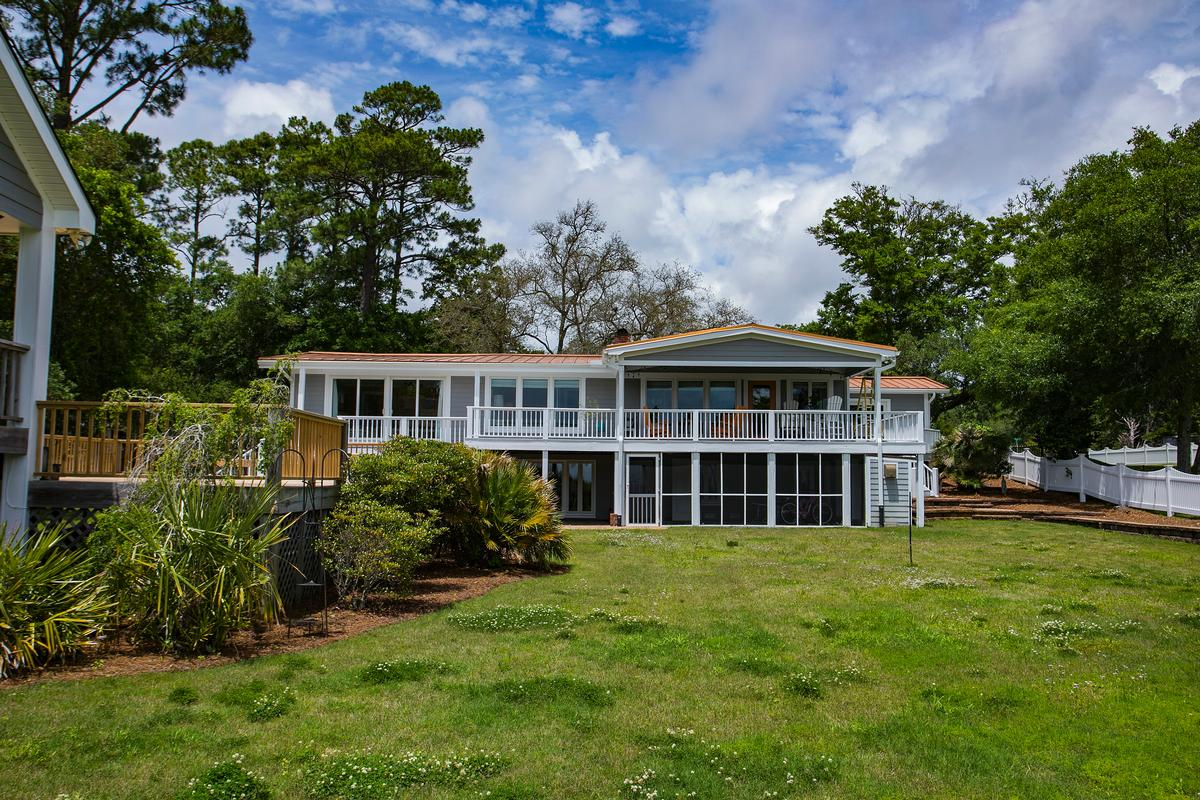 Luxury homes in Beautiful view of the Cape Fear River