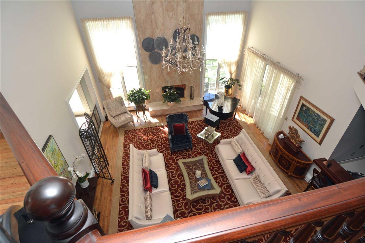 Luxury real estate pinnacle of luxury living