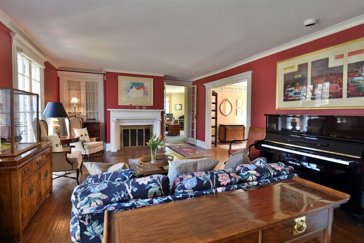 thoughtfully renovated turn of the century Renaissance Revival home luxury real estate
