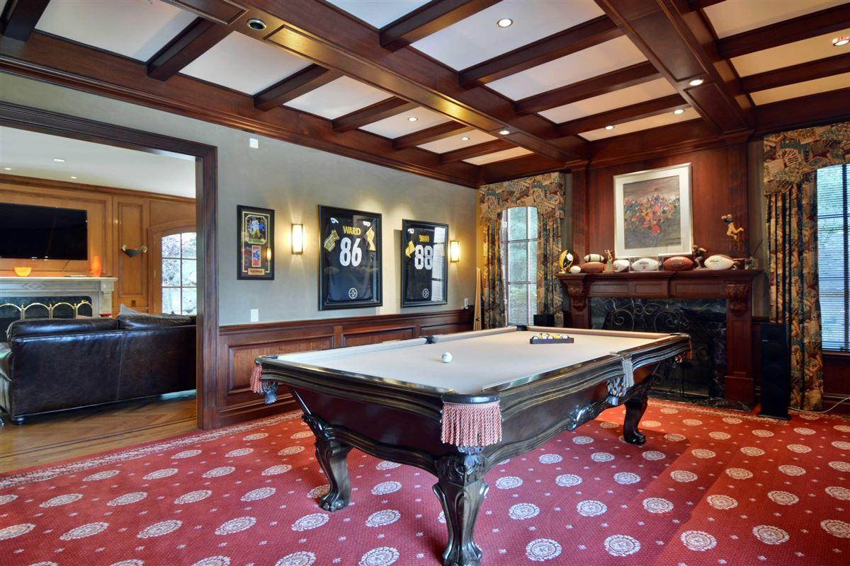 distinctive custom manor mansions