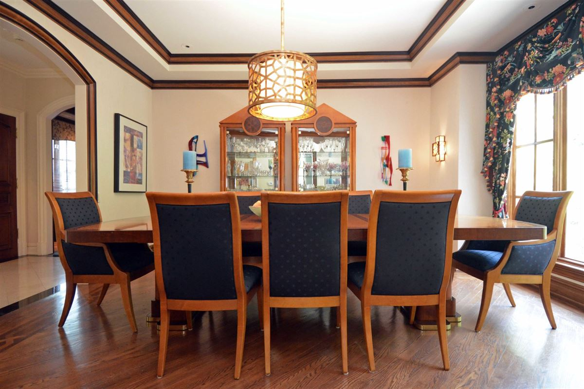 Luxury real estate distinctive custom manor