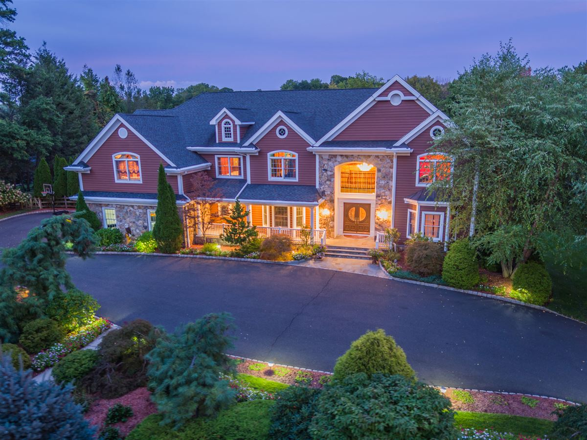 Mansions Bergen County Luxury Living