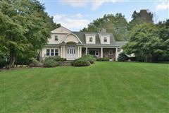 Luxury homes in two homes on over four acres