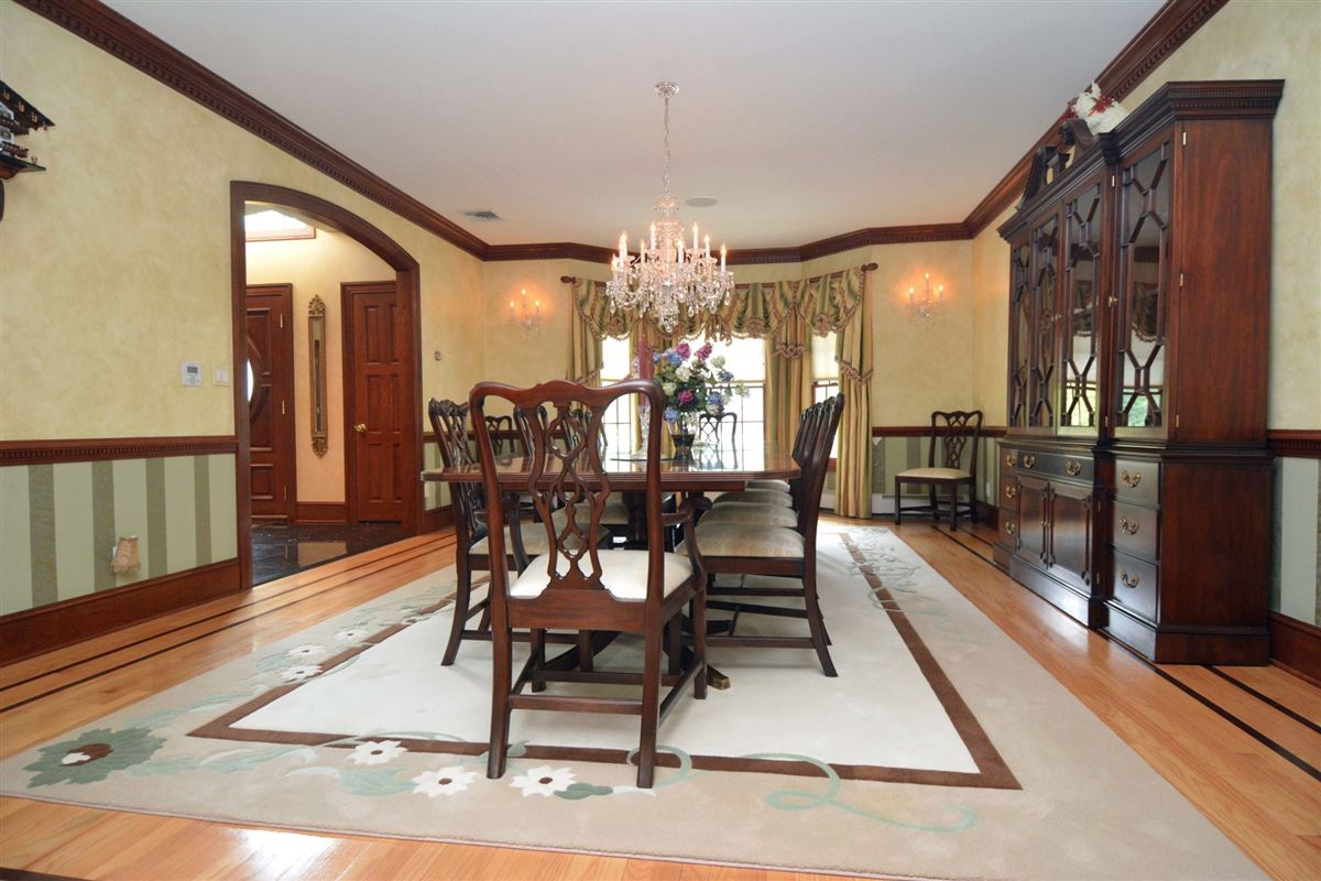 Luxury Living in Bergen County mansions
