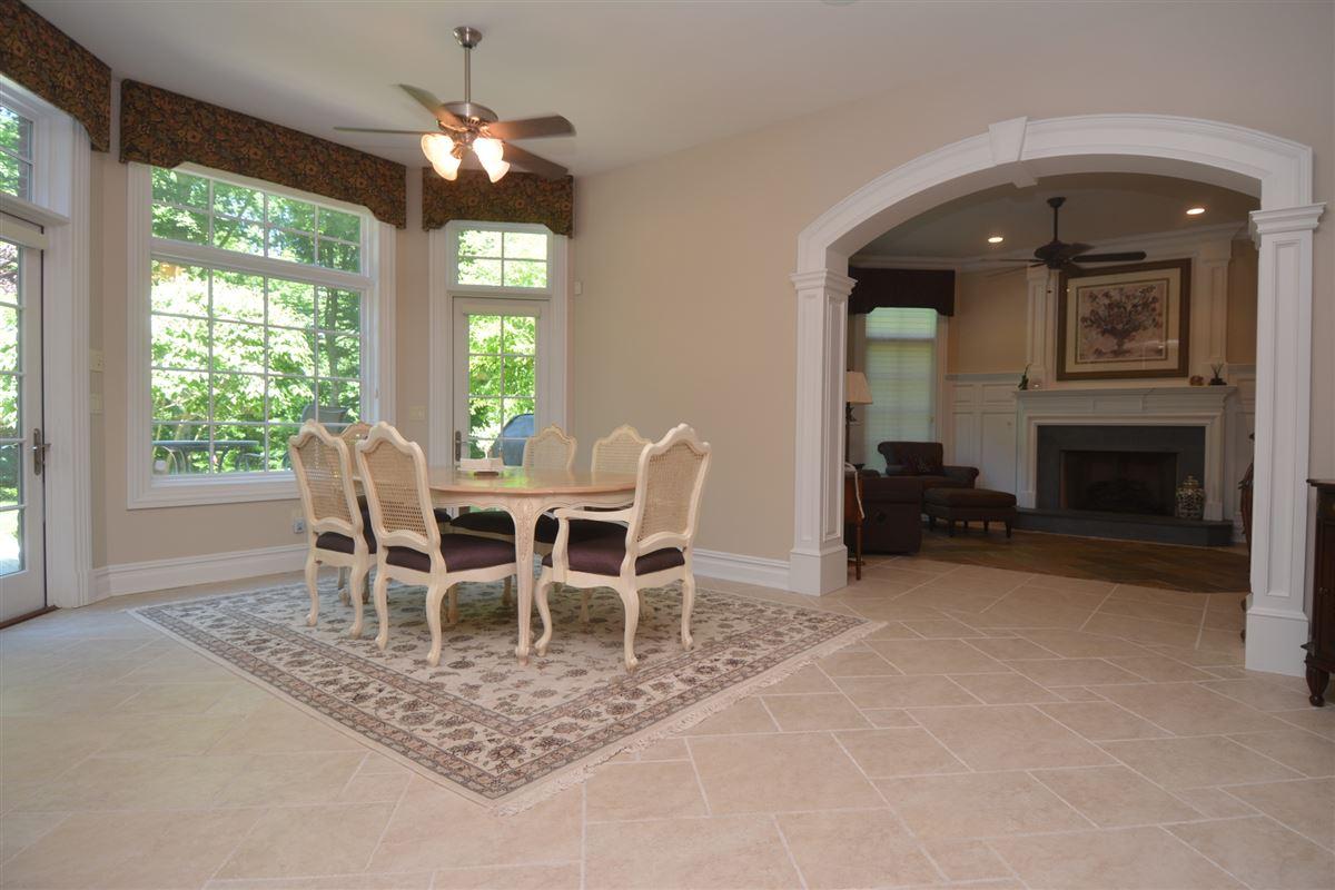 private estate in exclusive Chestnut Ridge luxury properties