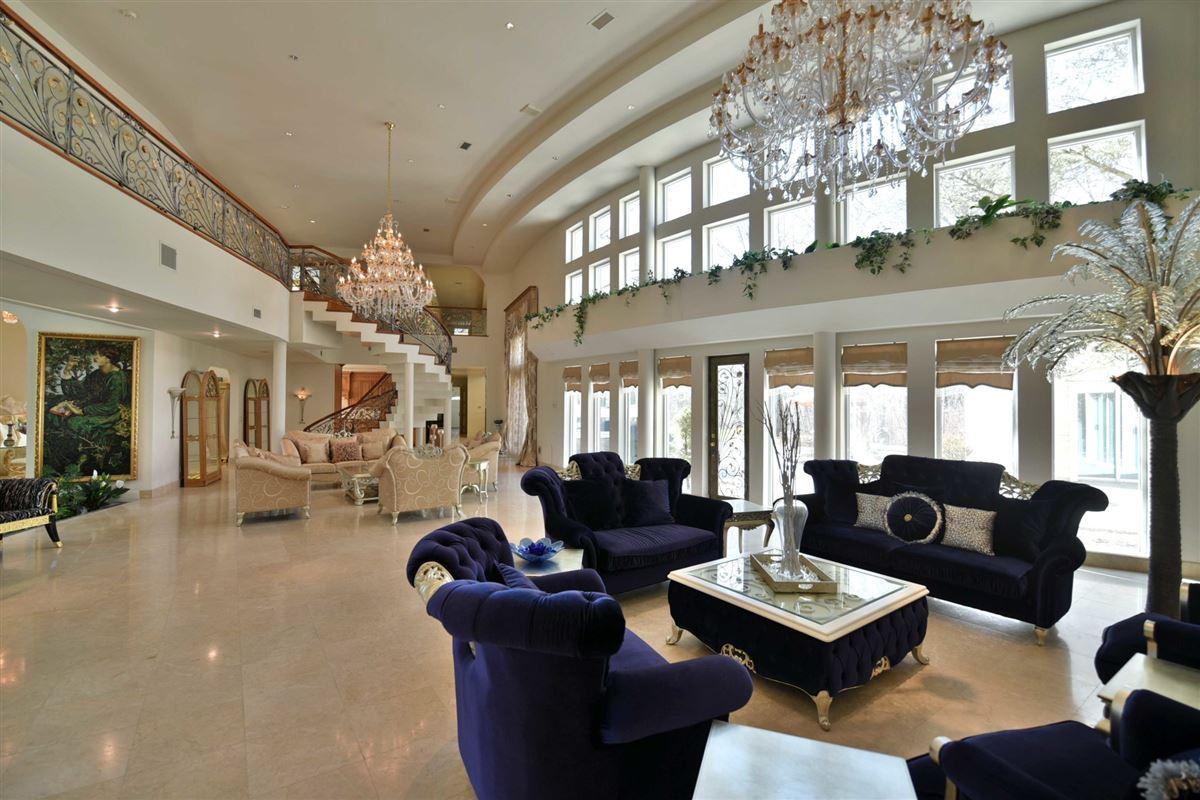 A TRUE ARCHITECTURAL TREASURE luxury homes