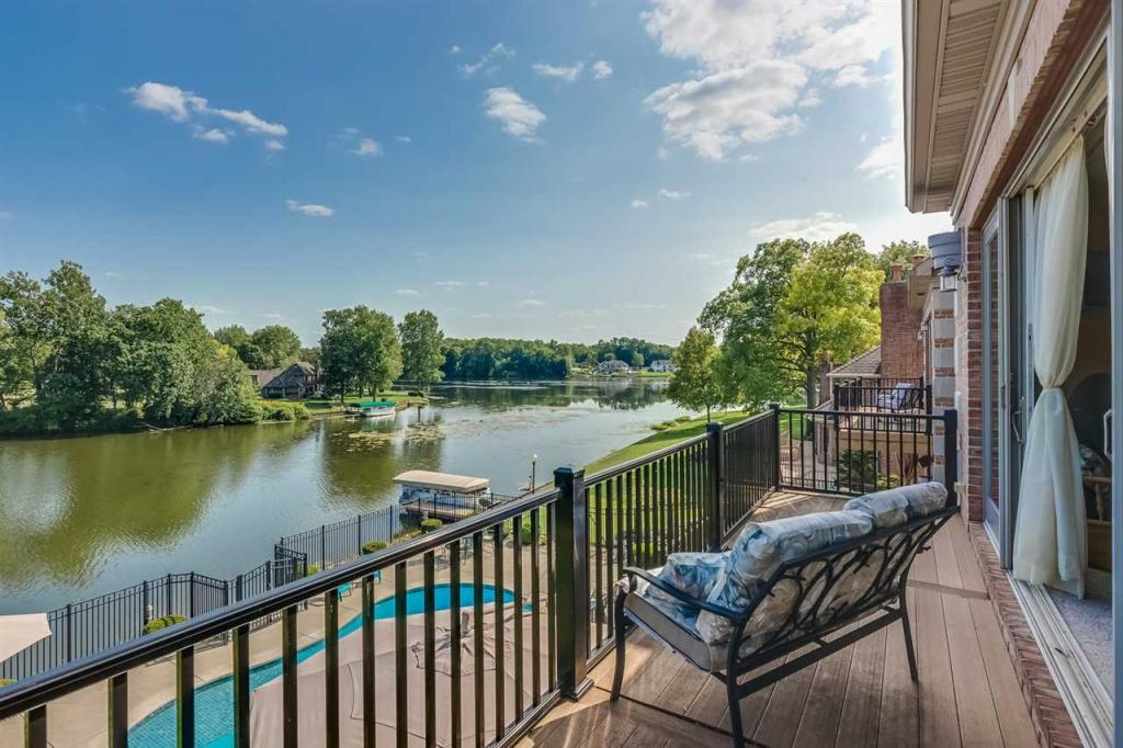 Luxury real estate Prestigious Executive Riverfront Home