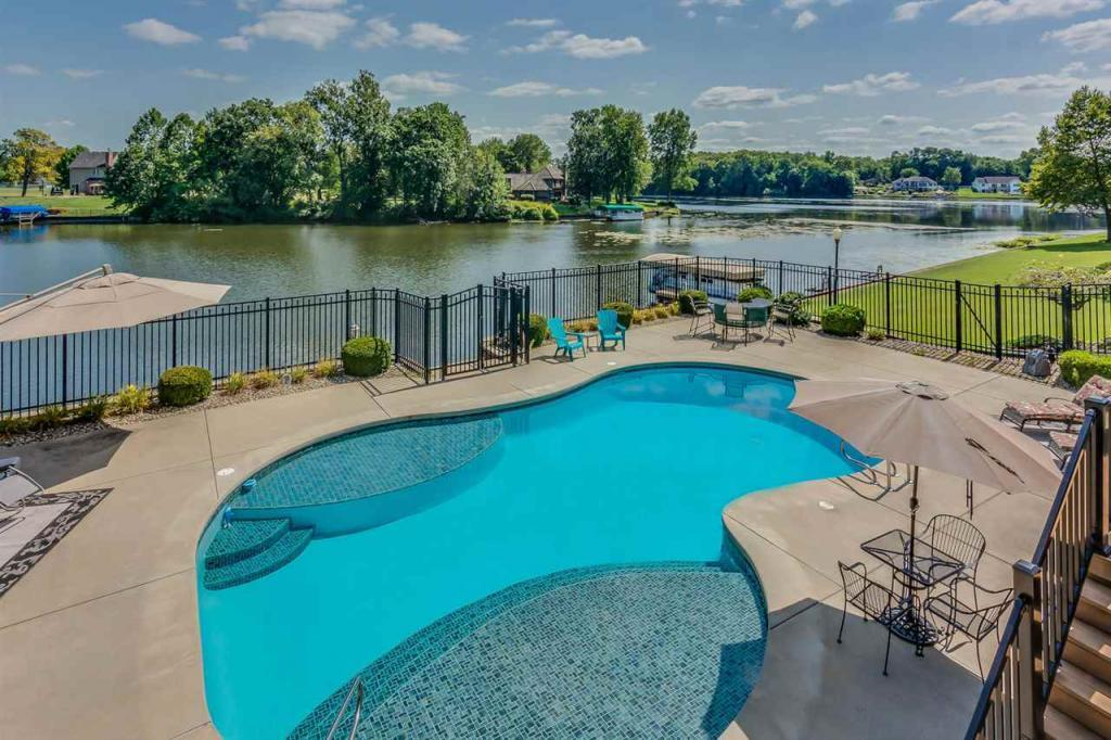 Luxury homes in Prestigious Executive Riverfront Home