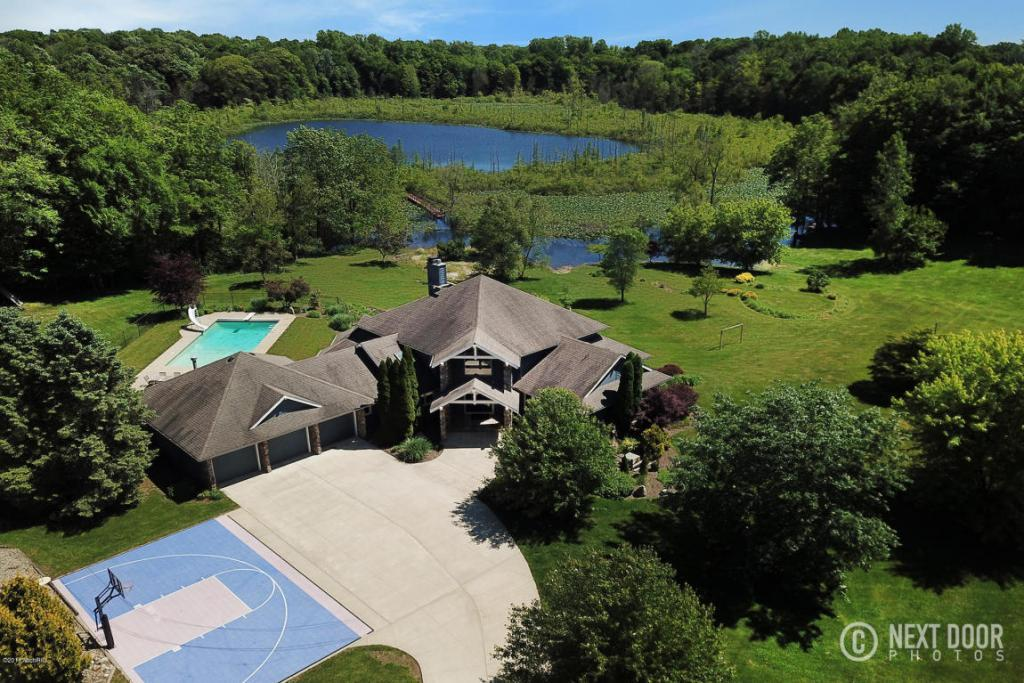 Mansions in Magnificent 81 Acre Property