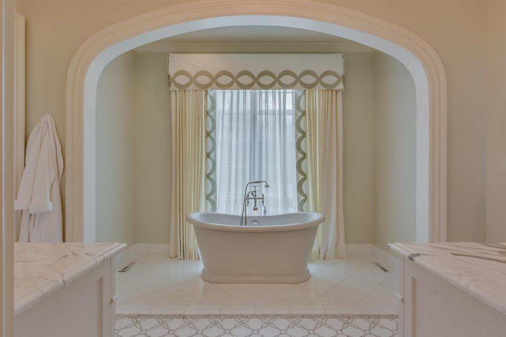 Georgian Inspired Home luxury homes