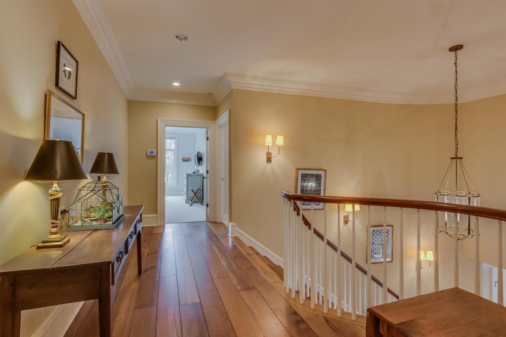 Georgian Inspired Home luxury real estate