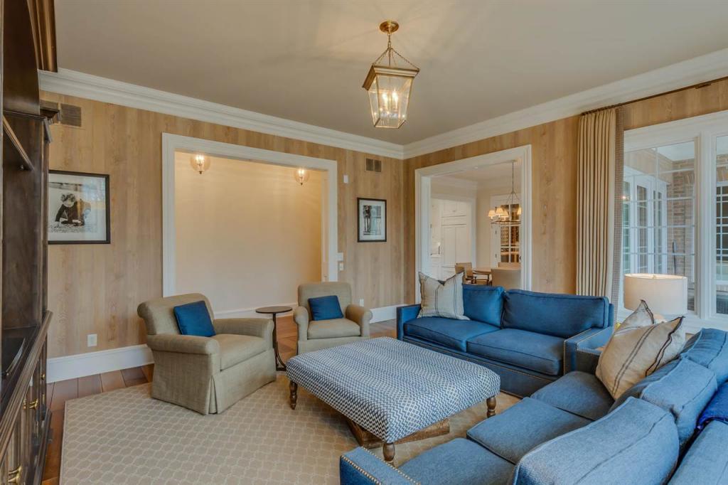 Luxury properties Georgian Inspired Home