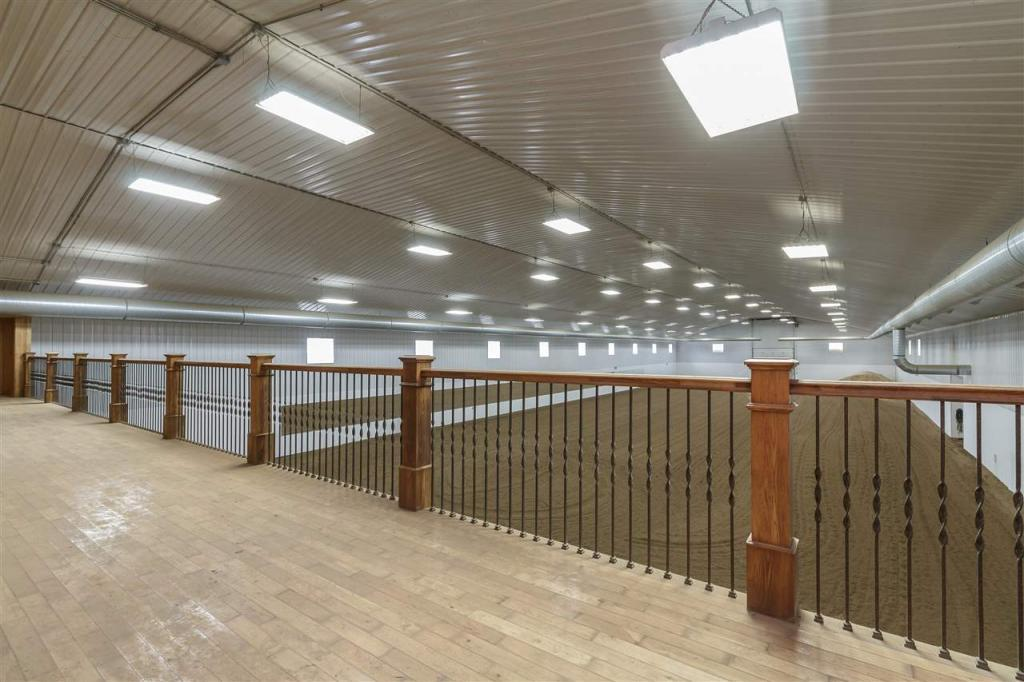 Luxury homes REmarkable Award-Winning Equine Facility