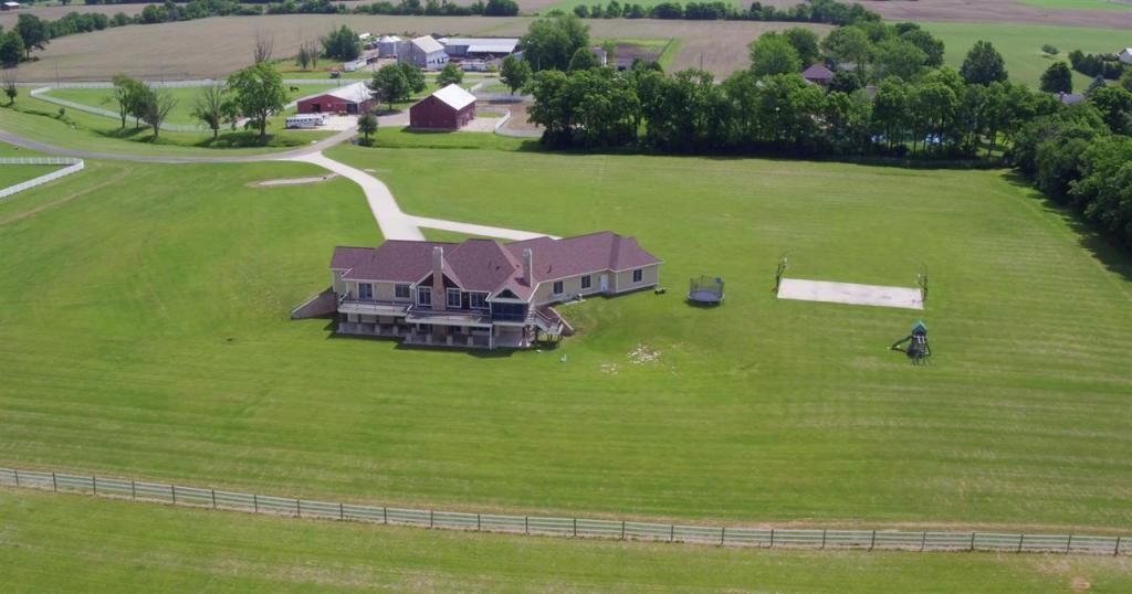 Mansions REmarkable Award-Winning Equine Facility