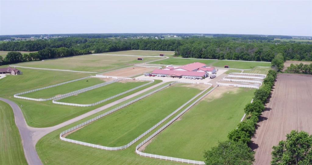 Luxury real estate REmarkable Award-Winning Equine Facility