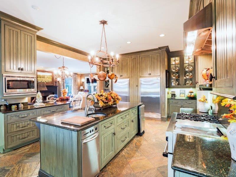 Luxury homes North East Alabama Mediterranean Estate