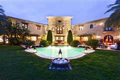 Luxury real estate exclusive hillside Spain property