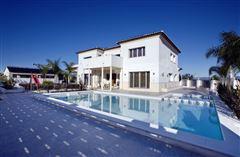 Luxury real estate recently built unique villa