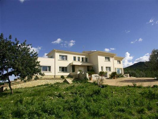unique Alcudia Majorca three level residence luxury homes