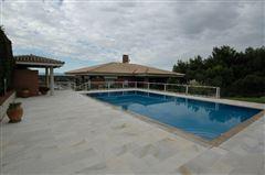 A Magnificent Villa In El Bosque Golf luxury real estate