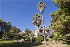 Luxury real estate traditional villa in prestigious El Bosque