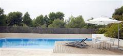 Luxury properties sophisticated fine modern villa