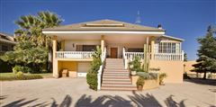 Luxury real estate imaginatively designed and solidly built villa
