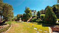 exceptional property in gated community mansions