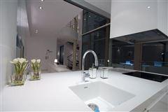 Luxury properties Exclusive avant garde modern property