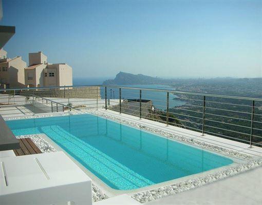 Exclusive avant garde modern property  luxury homes