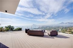 Luxury real estate newly constructed contemporary with amazing views