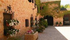 beautiful estate in Villatobas luxury real estate