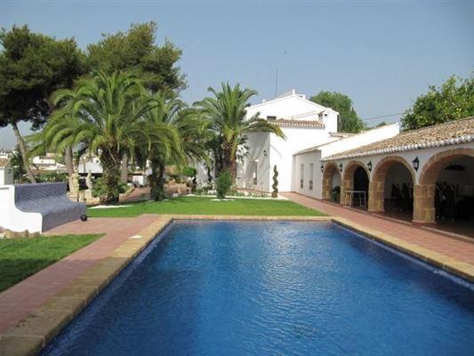 authentic Javea gem luxury homes