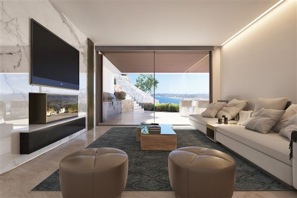 Luxury homes remarkable villa in a privileged location