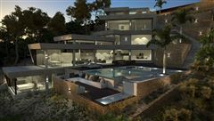 Luxury properties remarkable villa in a privileged location