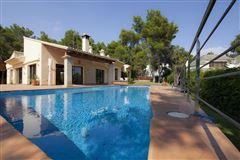 Luxury real estate Magnificent chiva villa