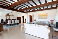 Luxury properties this villa boasts superb views over the bay of Javea and Montgó