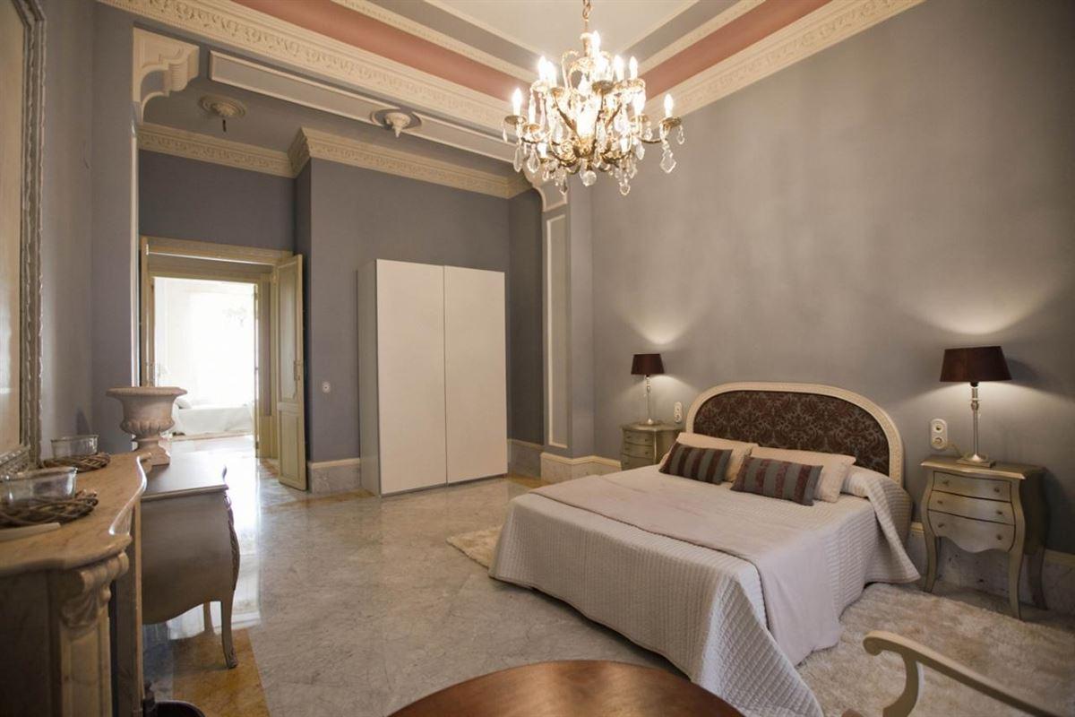 Luxury homes renovated valencia home that retains period luxury