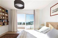 Luxury properties contemporary villa with panoramic views