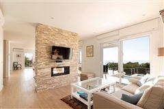 contemporary villa with panoramic views luxury properties